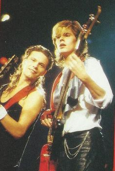 The good ol' days.....Duran Duran
