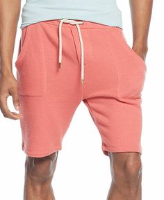 Alternative Apparel Slim Pocket Shorts - Shorts - Men - Macy's