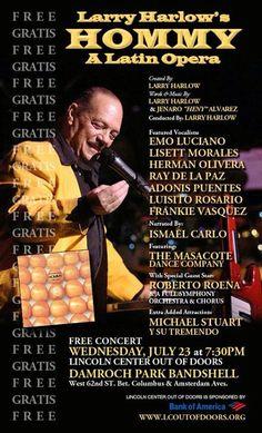 Latin Music, My Music, Harlem History, Larry, Musica Salsa, Puerto Rican Cuisine, Salsa Music, Music Posters, Puerto Ricans