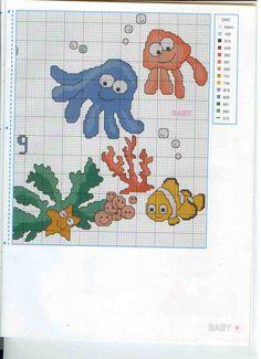 patrones disney a punto de cruz (pág. 11) | Aprender manualidades es facilisimo.com