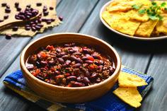 3-Alarm Arabica Chili Recipe made with Community Coffee