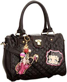 Betty Boop Busy Bee Women's Quilted Handbag (UK & Ireland): £35.00
