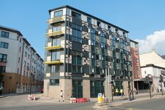 Location 5 (Sloth) - Harbour Court Student Accommodation