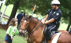 Atlanta Police Mounted Patrol