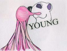 Gummy bear #illustration #bigbabol  http://dettapini.blogspot.it/2012/09/gummy-bear.html
