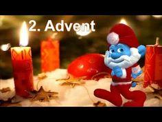 2. Advent Verse, Gedichte, Sprüche, Reime mit Papa Schlumpf von Zoobe - YouTube