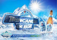 Promo Filtra de Novo Antarctica Sub Zero on Behance