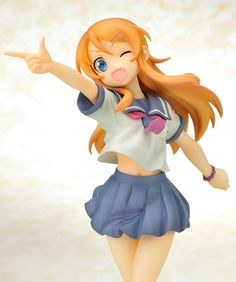 anime figures | ... Count Them! 3! Kirino Kousaka Figures Coming Soon! | Figure Nonsense