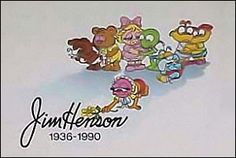 Muppet Babies' reaction to Jim Henson's death