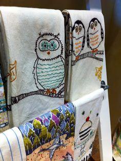 Anthropologie kitchen towels