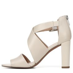 4880c0c2344 Franco Sarto Women s Hazelle Sandals (Ivory Leather)