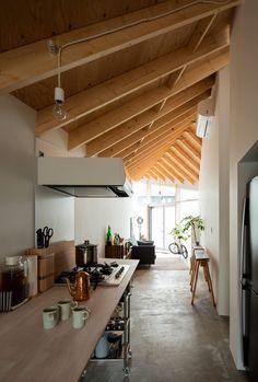 ALPHAVILLE Architects, Yohei Sasakura · Skyhole