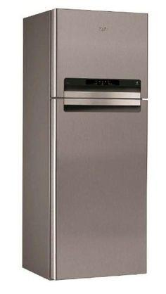 Whirlpool WTV 4597 NFC IX frigorifero con congelatore