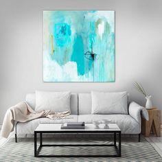 Large abstract art print modern minimalist by SarinaDiakosArt