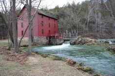 Images+of+downtown+West+Plains,+Missouri | West Plains, MO - Beautiful mill house at Alley Springs, a short drive ...