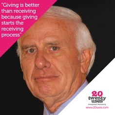 """Marketing is also about giving values and messages as """"Jim Rohn"""" prefers ✌ #20Uses #Marketing #Jim_Rohn #Business #Quotes"""
