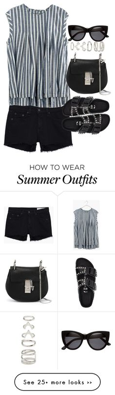 """""""Outfit for a summer vacation"""" by ferned on Polyvore"""