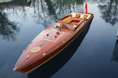 Boat Plans 597571444295152371 - Suburban Men – McLaren Designer Builds a Stunning Wood Electric Powerboat Photos) – December 2015 Source by Plywood Boat Plans, Wooden Boat Plans, Wooden Speed Boats, Runabout Boat, Classic Wooden Boats, Electric Boat, Build Your Own Boat, Boat Kits, Vintage Boats