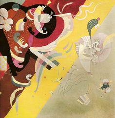 "Wassily Kandinsky - ""Composition IX"" - 1936"