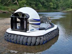 Hovercraft Plans PDF | UH Renegade Hovercraft by Universal Hovercraft