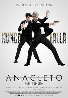 Solo yo: Película:  Anacleto: Agente secreto
