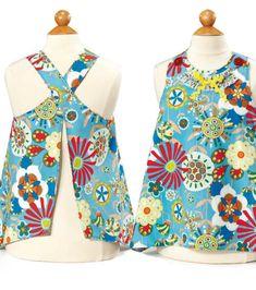 Little Girl's Pinafore pattern from Joann