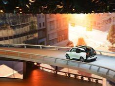 BMW i3 lidera avanço dos elétricos e híbridos no Salão de Frankfurt