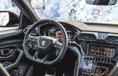 The Stunning 2019 Lamborghini Urus by MANHART