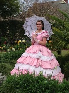Sweet 16 Dresses, Sweet Dress, Lovely Dresses, Flower Dresses, Ball Dresses, Vintage Dresses, Ball Gowns, Pasteles Halloween, Southern Belle Dress