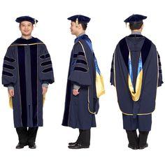 45 Best University Of California Phd Regalia Caps Gowns And