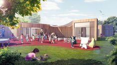 Small Explorers Kindergarten – B² Architecture