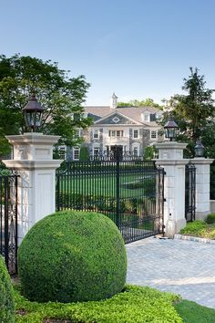 Homes & Mansions: The Stone Mansion is Re-Listed For $49 Million