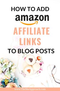 How to Add Amazon Affiliate Links and Images to Wordpress Blog Posts. Here's my step by step tutorial on how to insert Amazon Associates links, images and banners to a WordPress site, earn affiliate commissions, and use the Amazon Site Stripe correctly. More affiliate marketing tips for bloggers inside! Make More Money, Make Money Blogging, Blog Post Template, Blog Planning, Marketing Tools, Content Marketing, Seo Tips, Earn Money Online, Blogging For Beginners
