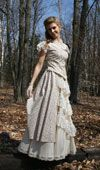 bustled Maybelle Overskirt