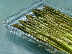 Roasted Asparagus, and a nest of BABIES!!! — ButterYum