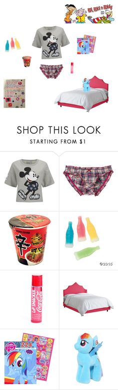 """Chill'n"" by littlesweetheart123 ❤ liked on Polyvore featuring Paul & Joe Sister, Shin Choi, My Little Pony and bedroom"