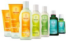 La gamme capillaire de Weleda #shampooing #weleda #cheveux