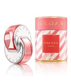 Bvlgari Omnia Coral Eau de Toilette Limited Edition - N/A 2 oz. Perfume Diesel, Perfume Bottles, Bvlgari Man, Granada, Bvlgari Omnia Coral, Perfume Fahrenheit, Perfume Invictus, Hibiscus, Body Butter