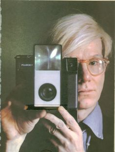 Andy Warhol.This dude was way way ahead of his time....he filmed people sleeping...sound familiar ie big brother