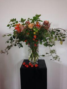 Na-zomeren oranje roze