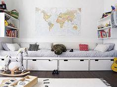 Kids Storage Ideas With The Ikea Stuva   The Junior