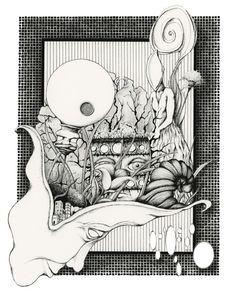 Art from Heather Gwinn (@HeatherGwinnArt) | bohemianizm