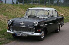 Opel Rekord 1700-P1 von 1957
