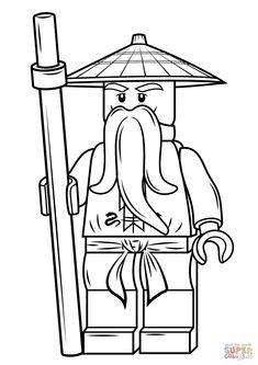 ausmalbild ninjago 04 | ninjago ausmalbilder, ausmalbilder