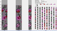 20 around bead crochet rope pattern Bead Crochet Patterns, Beaded Jewelry Patterns, Crochet Designs, Beading Patterns, Spiral Crochet, Bead Crochet Rope, Beaded Crochet, Crochet Beaded Bracelets, Beading Techniques