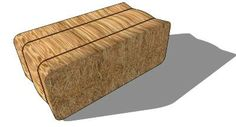 Straw Bale - 3D Warehouse