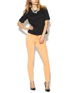 Solid Marilyn Skinny Jean by Rich and Skinny at Gilt