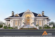 Modern Bungalow House, Bungalow Exterior, Indoor Courtyard, Kerala House Design, Kerala Houses, Kitchen Room Design, Luxury House Plans, Dream Home Design, Staircase Design