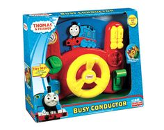 #Thomas Busy #Conductor available online at http://www.babycity.co.uk/
