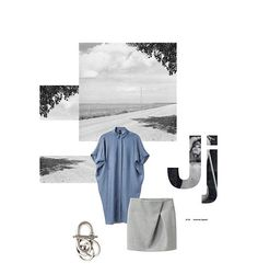 another great layout for a moodboard
